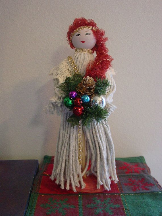 17 Best Images About Mop Dolls On Pinterest Travertine