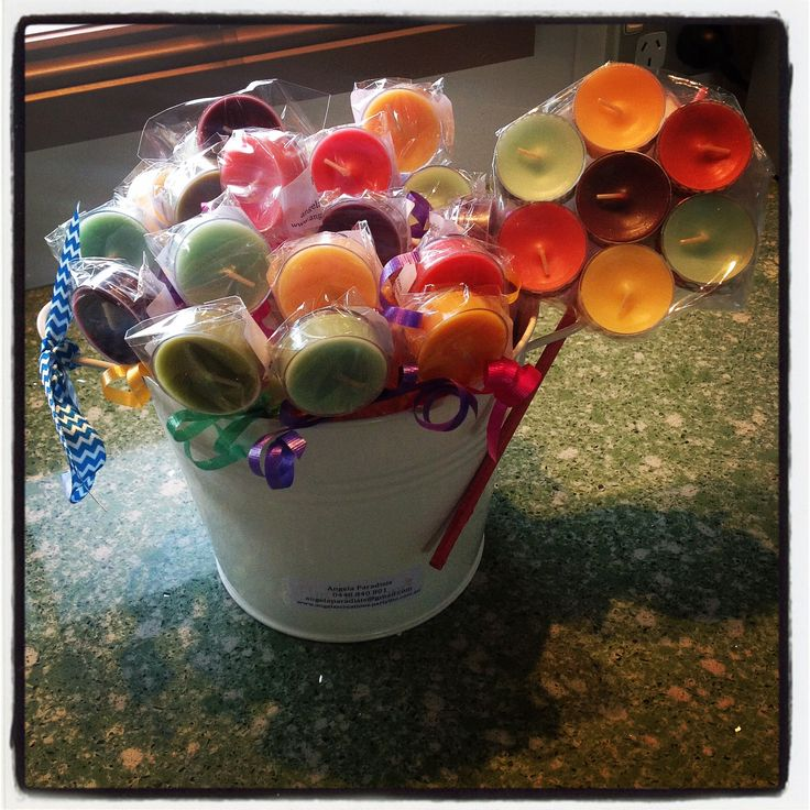 PartyLite lollipops! www.angelascreations.partylite.com.au