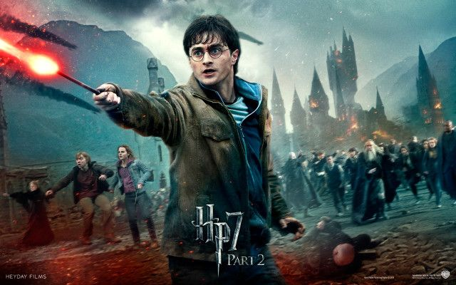 Harry Potter Wallpaper HD Dekstop