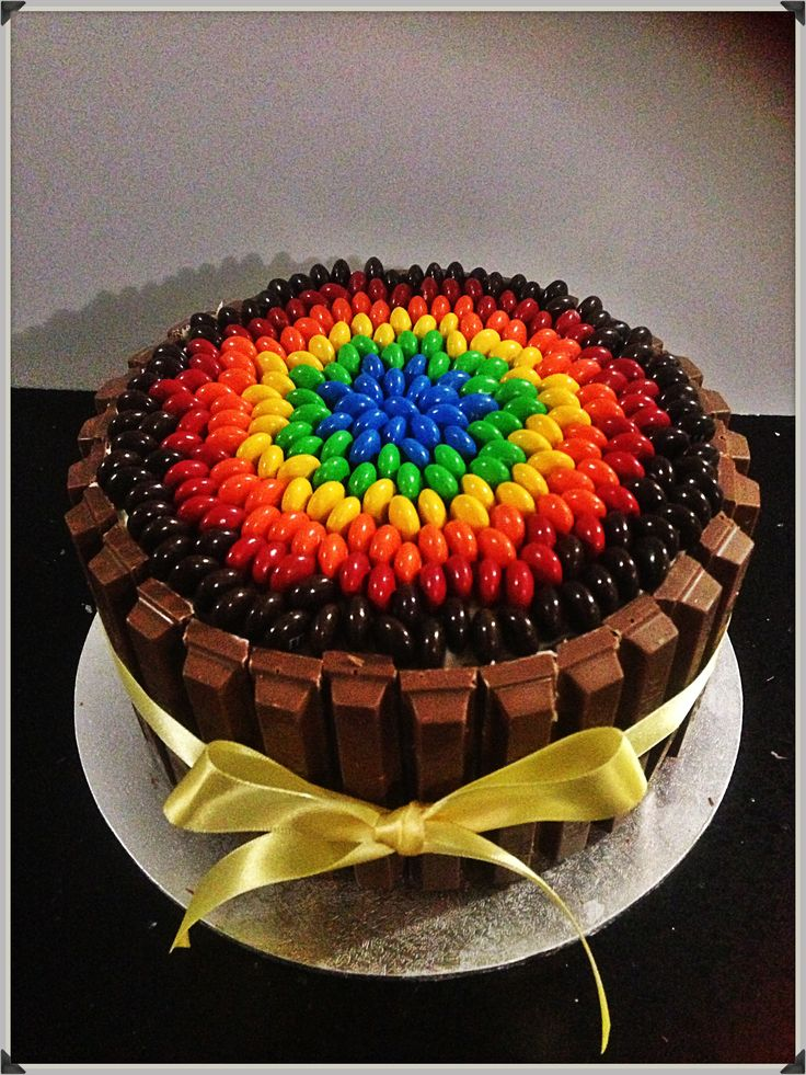 Best M  M Cakes Images On Pinterest M M Cake Kitchen And Food - M and ms birthday cake