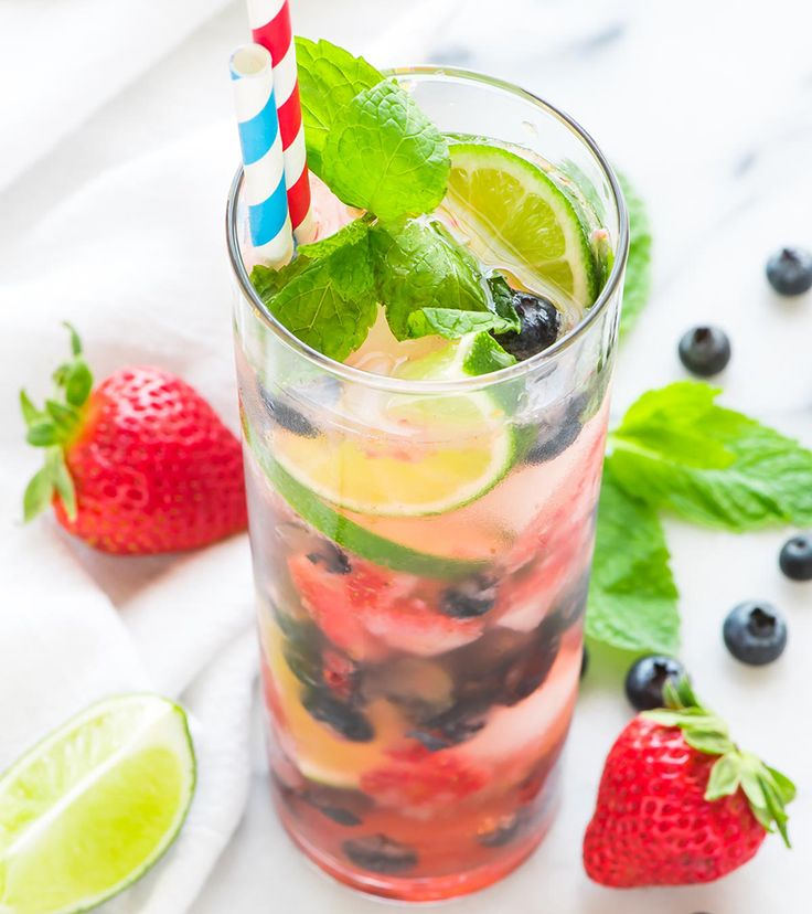 All Of The Lowest Calorie Alcohols—And 6 Fruity Cocktails You Can Make With Them
