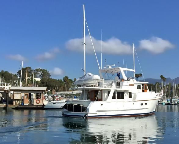 2007 DeFever 52 Euro Pilothouse Power Boat For Sale - www.yachtworld.com