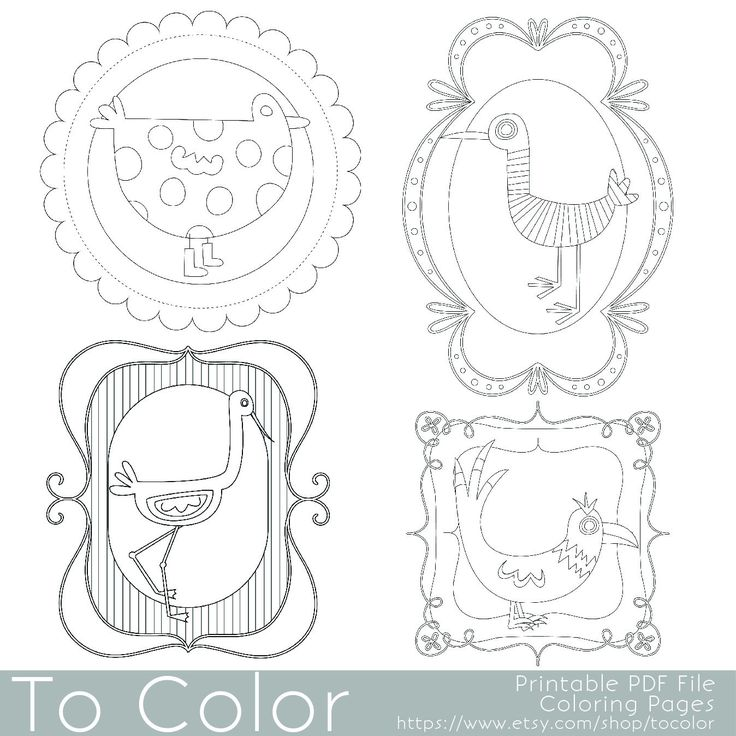 whimsical cupcake coloring pages - photo#20