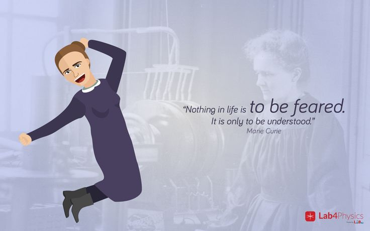 #marie #curie #mariecurie #quote #physics #teacher #physicsteacher #wallpaper #science #inspirational #Lab4Physics