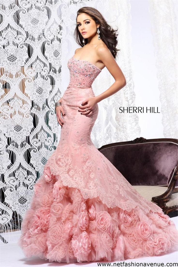 233 best Dress images on Pinterest | Evening gowns, Tony bowls and ...