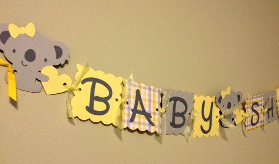72 Best Koala Baby Shower Images On Pinterest Koala