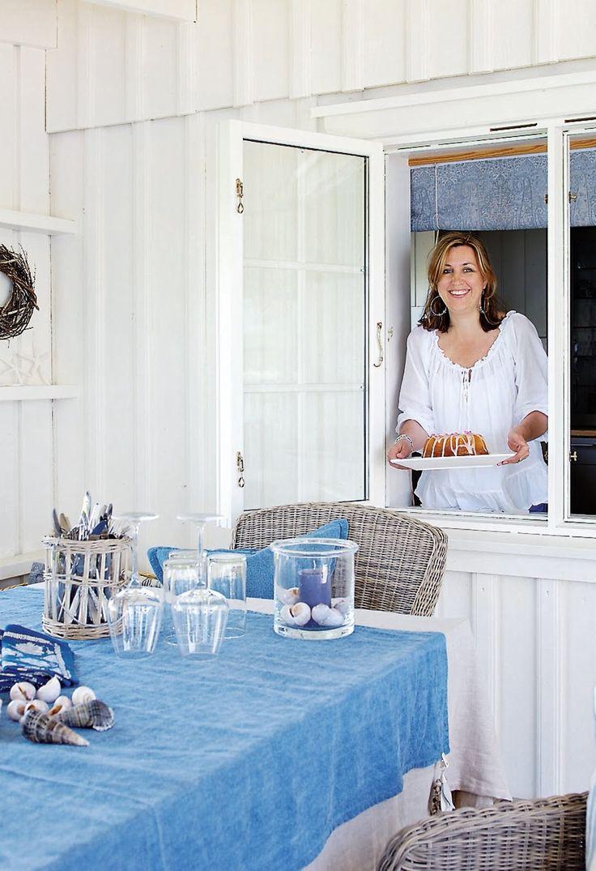 Vår innkjøper Christine Fikseaunet og hennes skjønne familie har åpnet hytten sin for interiørmagasinet Bonytt  og deres lesere. Magasinet e...