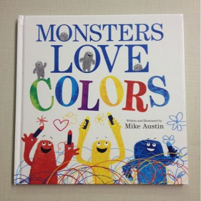 a great book about colors