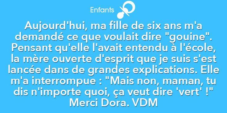 Merci Dora