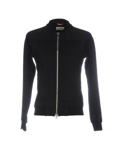 Prezzi e Sconti: #L(!)w brand felpa uomo Nero  ad Euro 88.00 in #L w brand #Uomo topwear felpe