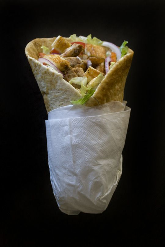 Chicken Halloumi by GirosEatGreek