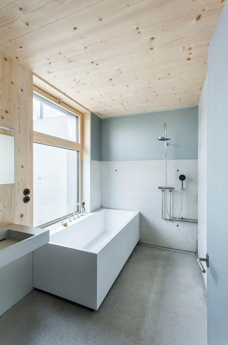 SHV_SullnerHaus Vorarlberg by miss_vdr architektur | Severin Wurnig > awesome #bathroom
