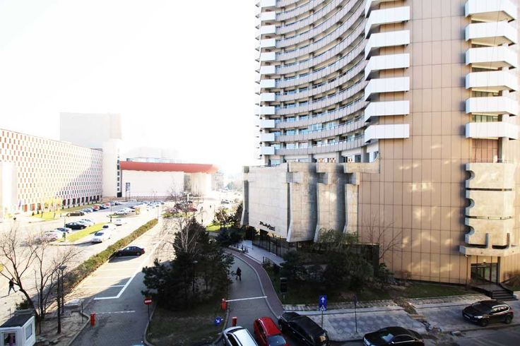 Bucharest accommodation - view from apartment