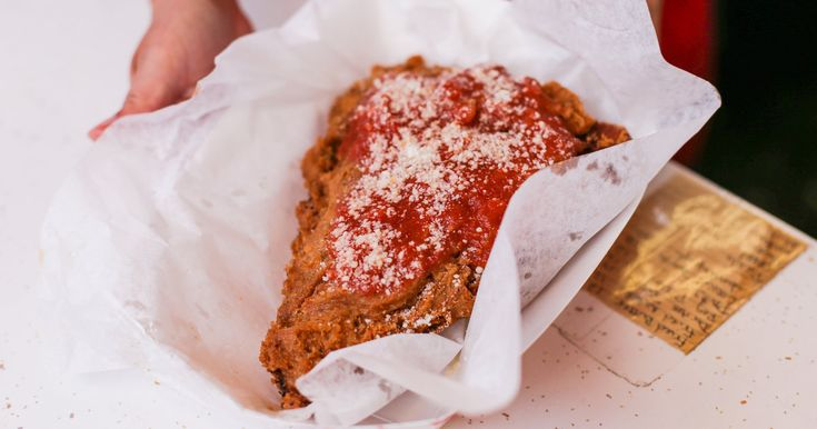 Deep-fried Dorito pizza and other food insanity from the Texas State Fair