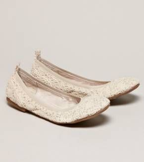 Pretty. Like the lace toms I got for @Jenna Nelson-Beth Bowen to wear at her wedding <3