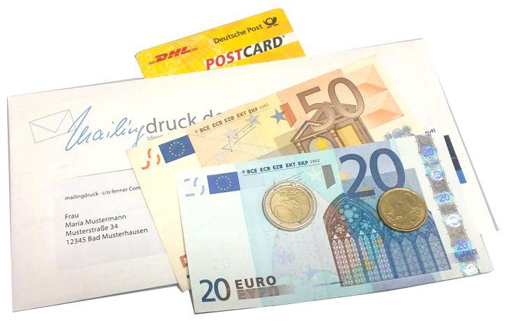 BRIEFPORTO und POSTGEBÜHREN in DEUTSCHLAND: Deutsche Post: Übersicht über die Portokosten für Briefe und Postkarten