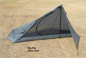 Nice Design for tarp tent