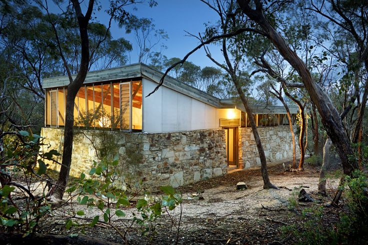 Boyd Baker House, was designed by one of Australia's most significant Modernist architects, Robin Boyd in 1966