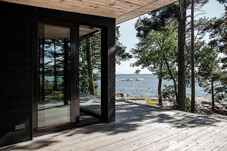 Architect Joanna Maury-Ahola, photo Krista Keltanen