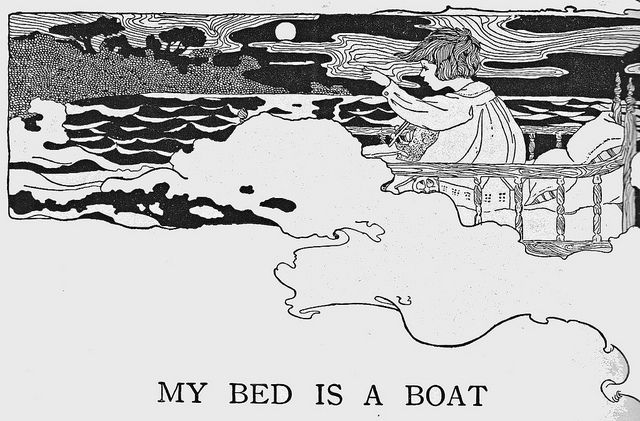 My Bed is a Boat