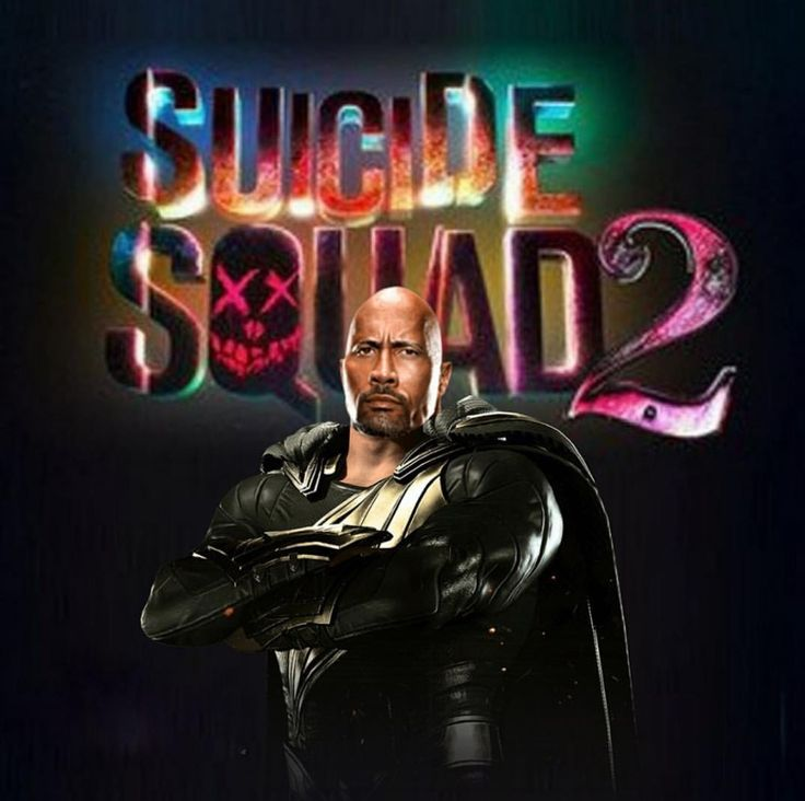 Suicide Squad 2 Is Rumoured To Premier Dwayne Johnson as Black Adam, Check out all DC Extended Universe Upcoming Movies - DigitalEntertainmentReview.com