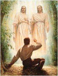 Joseph Smith's Vision of Seeing God the Father and Jesus Christ