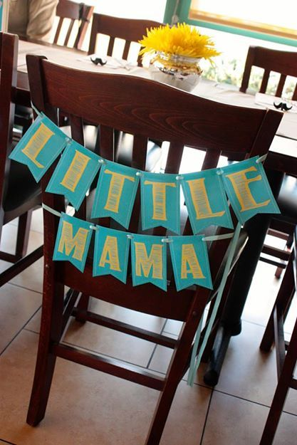 99 Best Images About Mother S Chair Baby Shower On