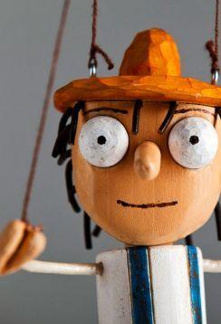 Pinocchio Sailor Puppet