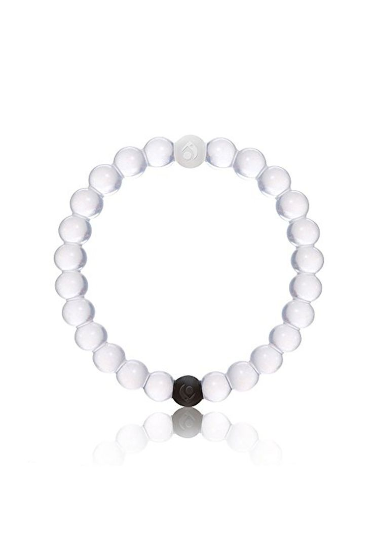 "Balance Bracelet ($23, amazon.com)  These ultra-popular rubber bracelets actually have a smart message: The white bead is supposed to keep you ""humble"" and the black, ""hopeful."""