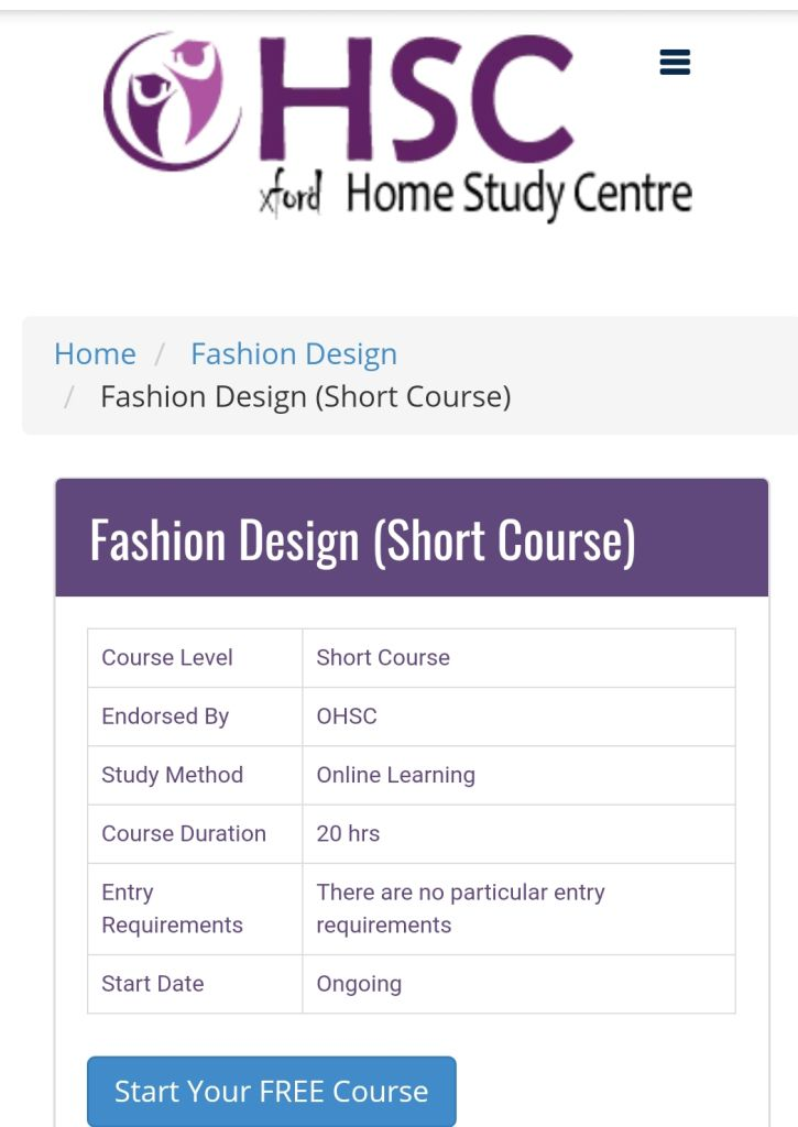 Pin On How To Become A Fashion Designer For Free