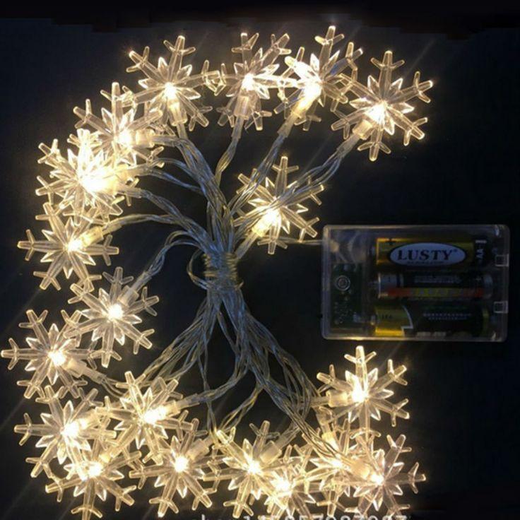 Купить товаргирлянда светодиодная новогодняя 2.5 м Строка Огни, Работающий От Батареи AA 20 Светодиодный Рождественские Огни Помещении На Открытом Воздухе Свадьба Спальня Украшение гирлянда на батарейках герлянда  в категории Светодиодные кабелина AliExpress. Fairy Lights Battery Operated Christmas String Lights 4m LED Decorative Garland Light 40 Balls For Wedding/ Xmas/ PartyU