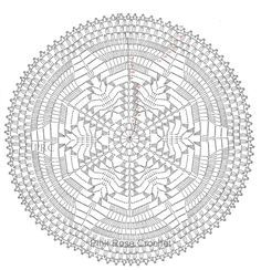 centrinho-pink-croche-toalhinha-crochet-doily-chart-graf.jpg (967×1000)