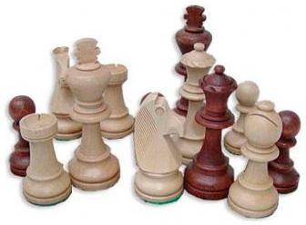 Arsstar Шахматные фигуры (польша, дерево)  — 699 руб.  —  • Материал - дерево • В пластиковой упаковке • Производство: Польша Если вы являетесь счастливым обладателем шахматной доски, и, по каким-то причинам у вас нет шахматных фигур, то вы зашли по нужному адресу! Шахматные фигуры, которые предлагает наш интернет-магазин, идеально подойдут для большинства досок и отлично впишутся в любой дизайн игры. Шахматные фигуры, производства Польша, выполнены из дерева. Размер короля 85 мм.  Игра в…