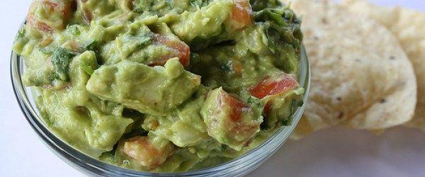 Foto - Receita de guacamole - molho mexicano