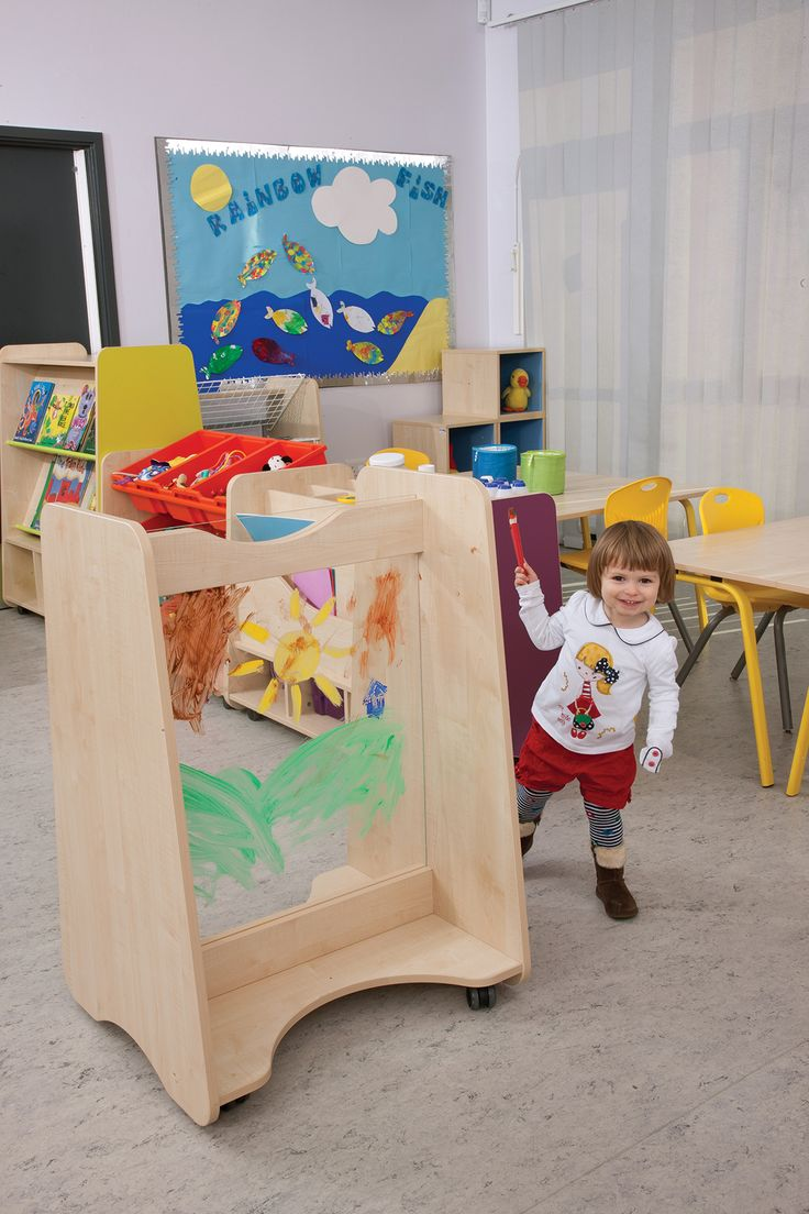 Trudy Furniture For Early Years Classrooms   Art Easels.