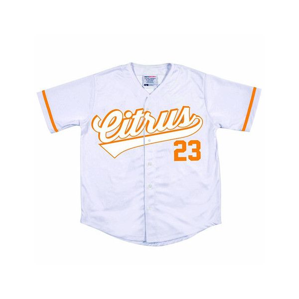 Hare Jordan Baseball Jersey ($50) ❤ liked on Polyvore featuring tops, shirts, bunny shirt, retro baseball shirts, jersey knit tops, retro shirts and retro tops