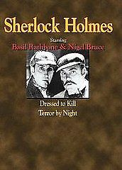 Awesome Amazing Sherlock Holmes - Dressed to Kill/Terror by Night (DVD, 2006, 2-Disc Set)  2018 Check more at http://24shopping.tk/fashion-clothes/amazing-sherlock-holmes-dressed-to-killterror-by-night-dvd-2006-2-disc-set-2018/