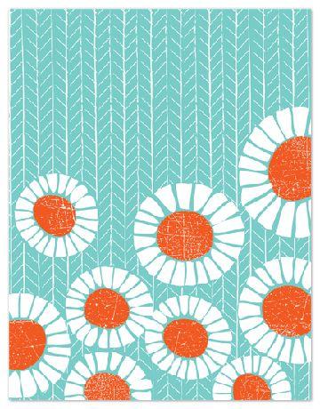 Pretty Poppies by Paper Dahlia