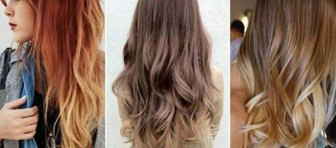 Ombre Saç Nasıl Yapılır