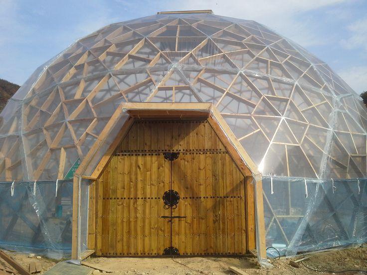 Mejores 28 im genes de c pulas geod sicas en pinterest domos geodesicos casas de madera y - Casas de madera y mas com ...