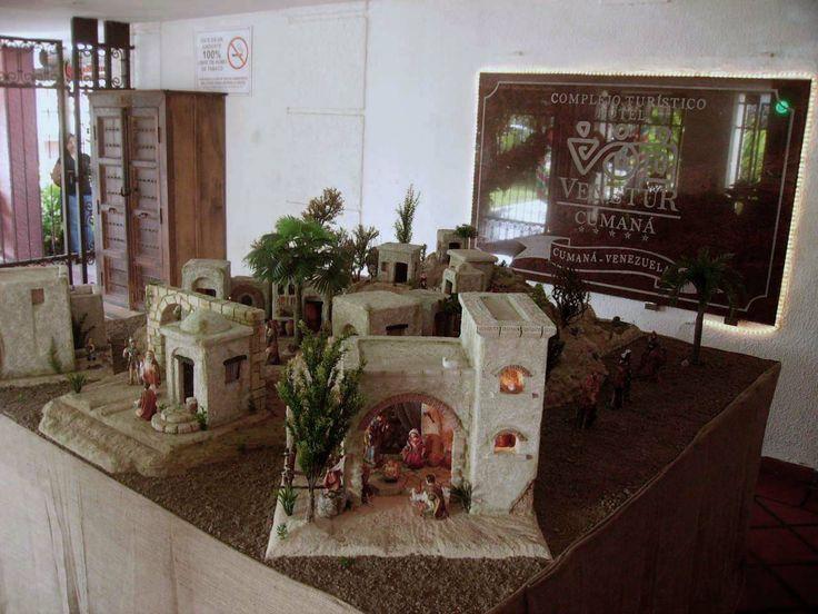 Lobby del Hotel VENETUR CUMANA