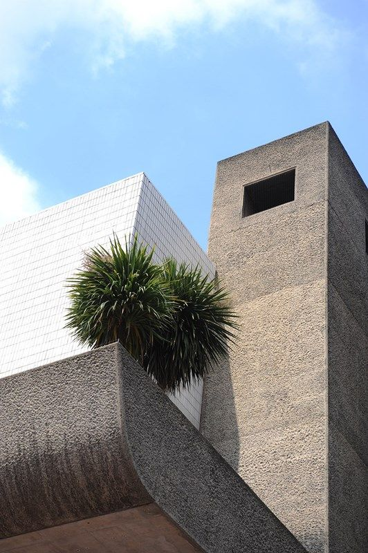The+Barbican+Estrate,+Exterior+Detail