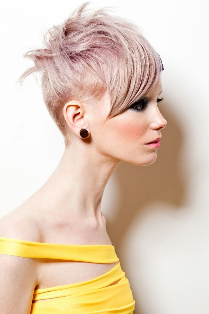 Undercut Hairstyles – The controversial fashion trend in pictures