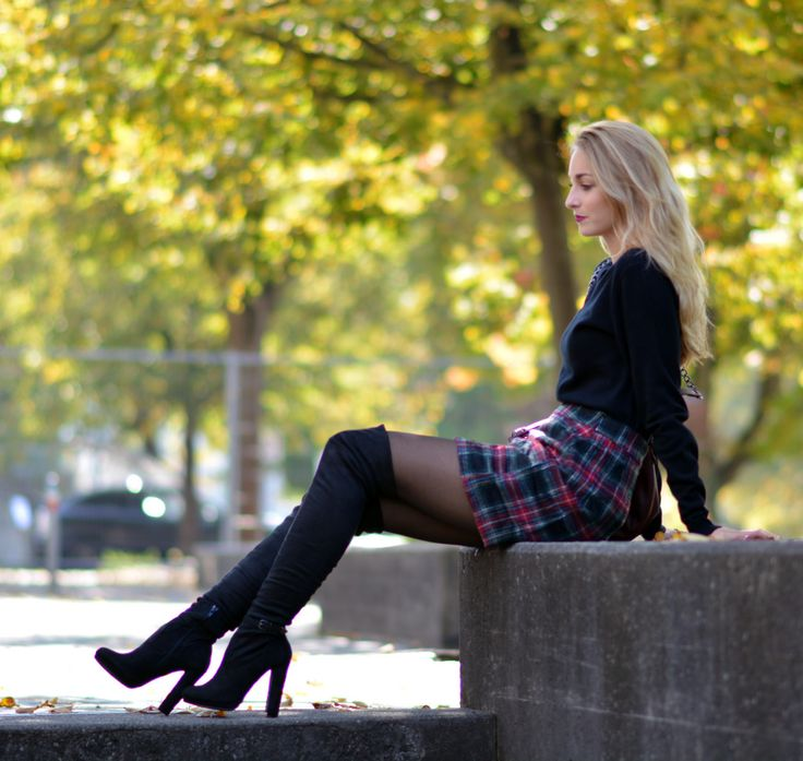 knee high heel boots for women