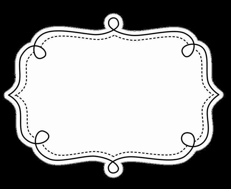 printcandee-doodleframes4__10_ (1062×870) | PNG ...