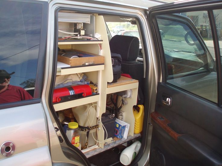 Toyota 4runner Camper Conversion Google Search 4runner