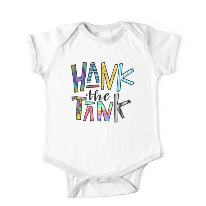 HANK the TANK! Kids Clothes