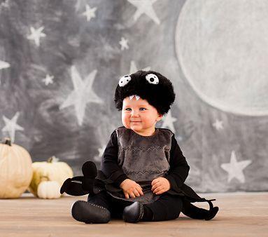 Baby Spider Costume #pbkids Seth = Spider Eden = Little Miss Muffet