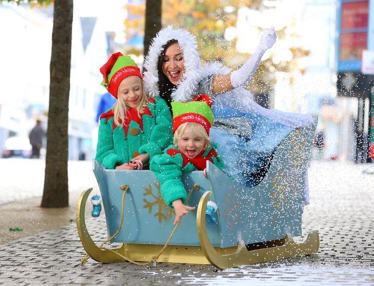 Winterval Festival Launch 2013 - Megan Cassidy #Winterval