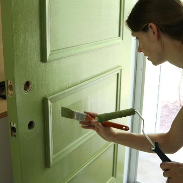 70 best Front door images on Pinterest Entrance doors, Front doors - peinture de porte de garage